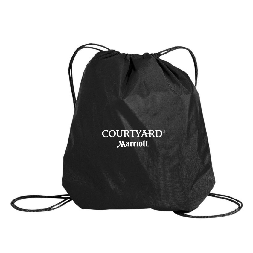 "Drawstring Cinch Packs - 16.5""H x 14.5""W - Made of Durable Nylon."