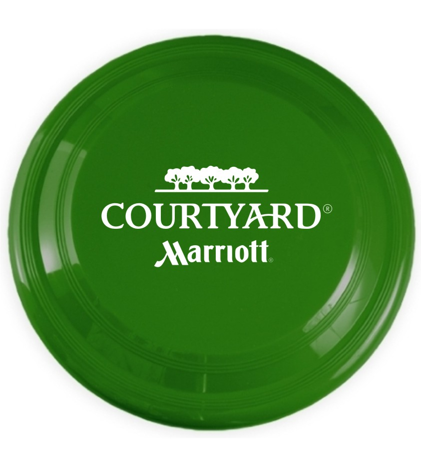 Courtyard Frisbees - DISCOUNTED to just $1.00 each! - Limited Supply