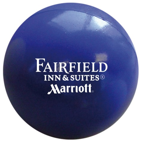 "Stress Balls, Navy Blue.  3"" Diameter - Squeeze away your stress! - Great giveaway"