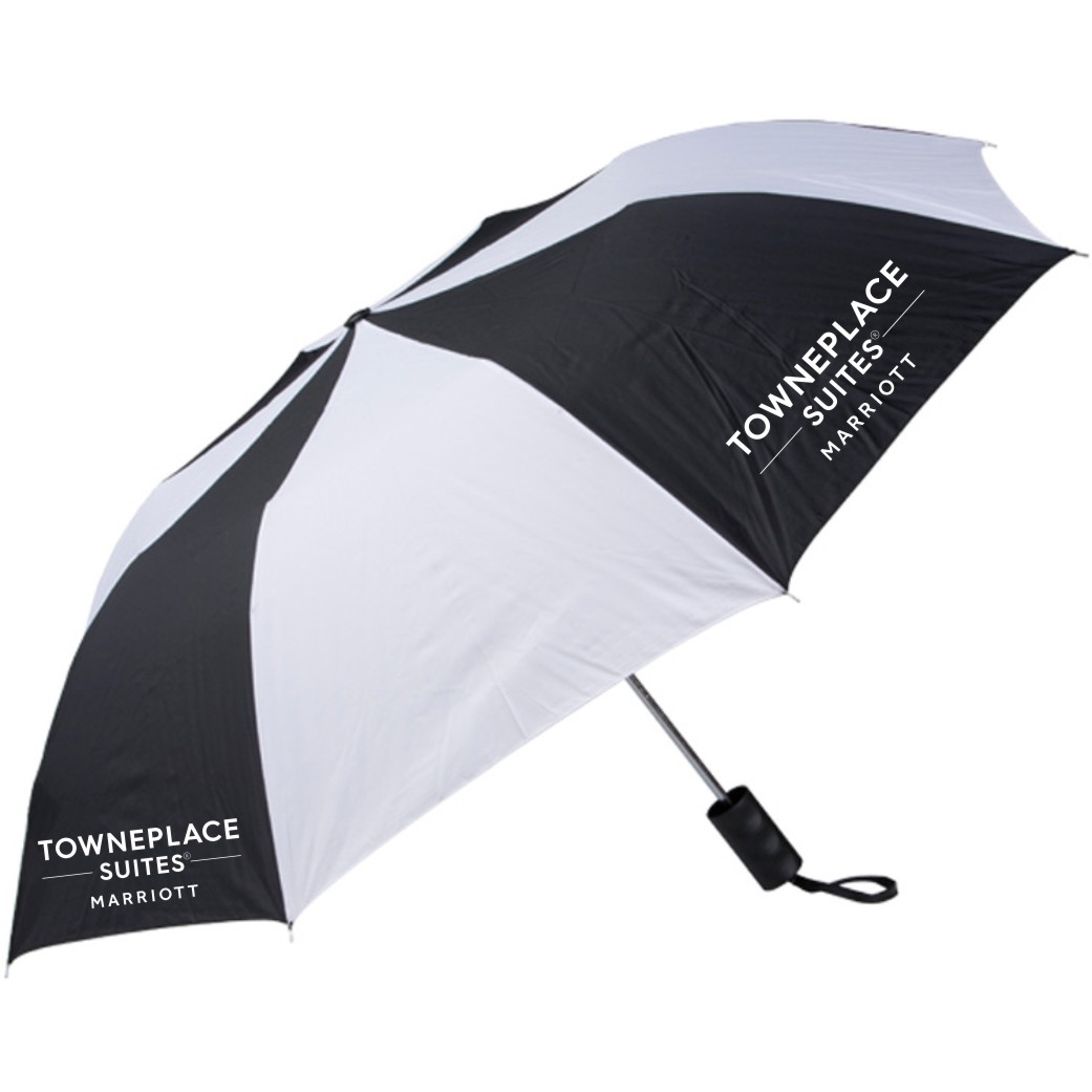 "42"" Auto Open Umbrellas - 2 Sided Logo!"